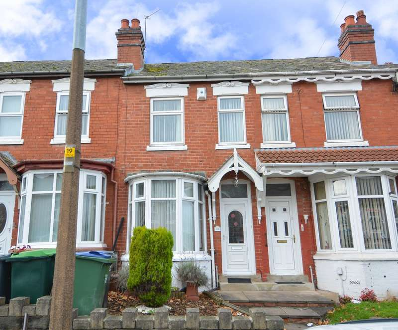 3 Bedrooms Terraced House for sale in Arden Road, Smethwick, B67