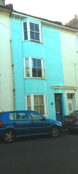 5 Bedrooms Terraced House for rent in St Martin's Place, Brighton, East Sussex, BN2