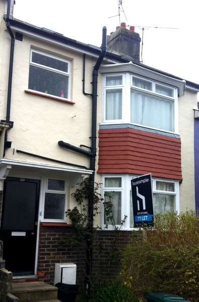 6 Bedrooms Terraced House for rent in Baden Road, Brighton, East Sussex, BN2