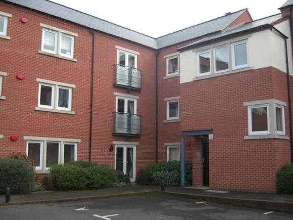 2 Bedrooms Flat for sale in Unit 7 Roman Court, Caesar Street, Derby