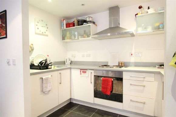 1 Bedroom Flat for sale in Cornhill, Liverpool