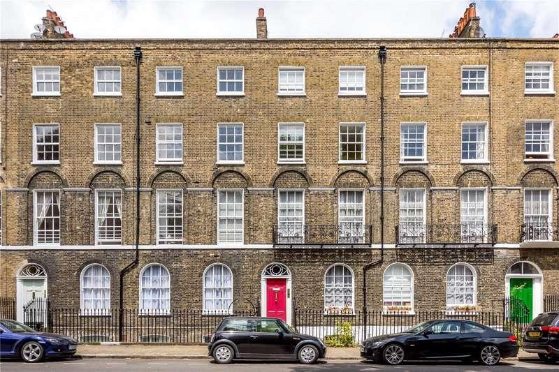 2 Bedrooms Flat for sale in Myddelton Square, London, EC1R