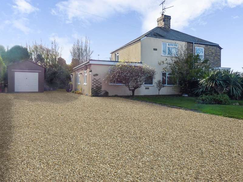 4 Bedrooms Semi Detached House for sale in Salts Road, Walton Highway, Wisbech, PE14 7EB
