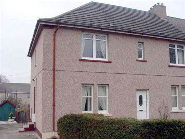 2 Bedrooms Flat for rent in Broomside Crescent, Motherwell