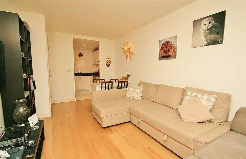1 Bedroom Apartment Flat for sale in South Hayes