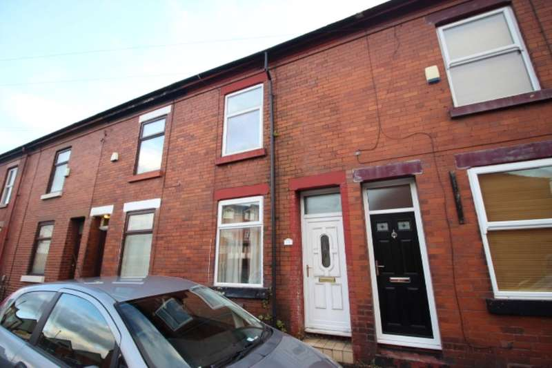 2 Bedrooms Terraced House for sale in Belgrave Street, Denton, Manchester, M34