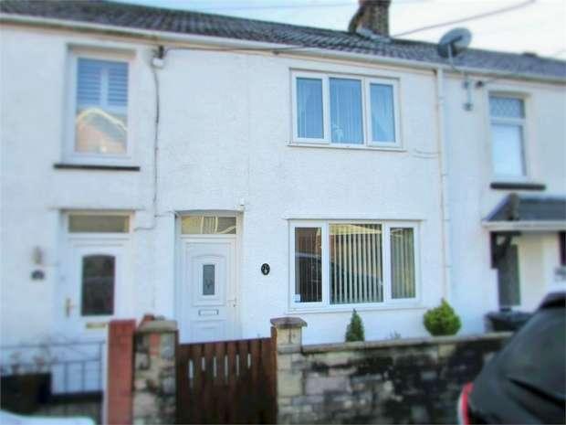 4 Bedrooms Terraced House for sale in Woodland Road, Skewen, Neath, West Glamorgan