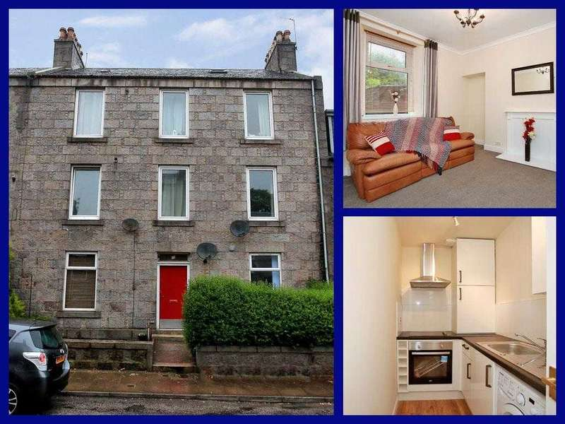 1 Bedroom Flat for rent in Chestnut Row, Aberdeen