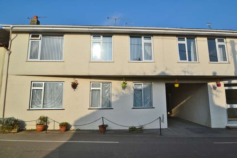 2 Bedrooms Flat for sale in Sixpenny Handley