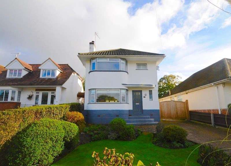3 Bedrooms Detached House for sale in Austin Avenue, Lilliput, Poole