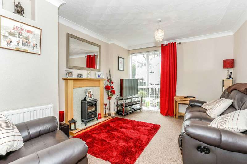 2 Bedrooms Terraced House for sale in Wye Gardens, Plymouth