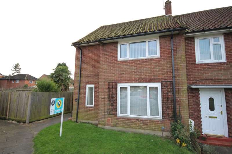 3 Bedrooms End Of Terrace House for rent in Limerick Close, Priestwood
