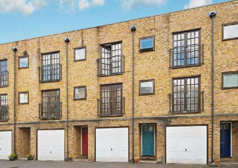 3 Bedrooms Terraced House for sale in Harford Mews, Upper Holloway, London, N19 4RH