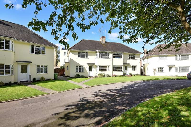 2 Bedrooms Maisonette Flat for sale in Views of Pittville Park
