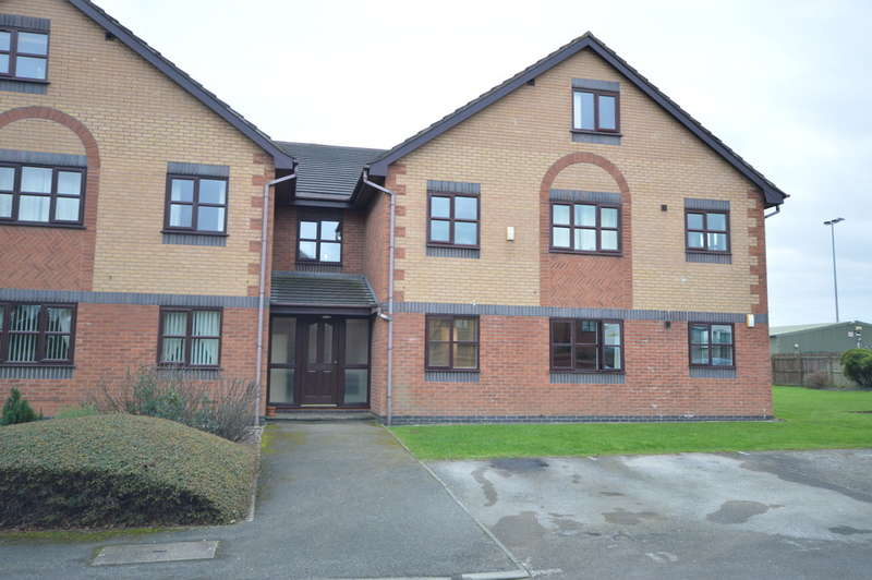 2 Bedrooms Ground Flat for sale in Oakwood Close, Marton
