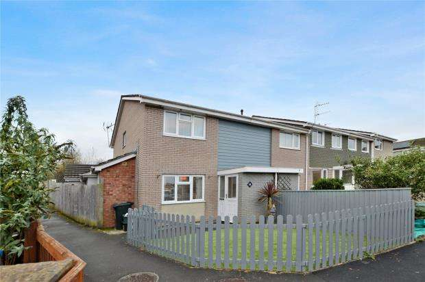 4 Bedrooms End Of Terrace House for sale in Woodleigh Road, Newton Abbot, Devon