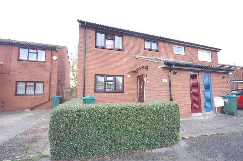 3 Bedrooms End Of Terrace House for sale in Cornbrook Road, Aylesbury, HP21