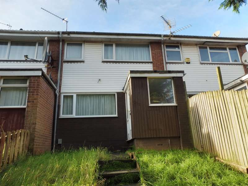 3 Bedrooms Terraced House for sale in The Hawthorns, Cardiff