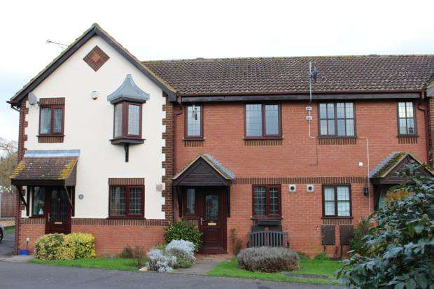 2 Bedrooms Terraced House for rent in Brett Drive, Bromham, MK43 8RF