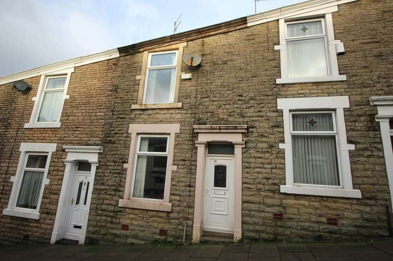 2 Bedrooms Property for sale in Snape Street, Darwen, BB3