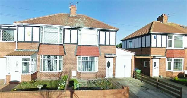 2 Bedrooms Semi Detached House for sale in Durban Street, Blyth, Northumberland