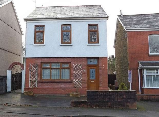 3 Bedrooms Detached House for sale in Birchgrove Road, Glais, Swansea, West Glamorgan