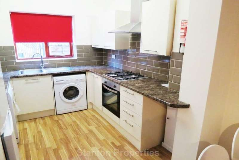 5 Bedrooms Terraced House for rent in Burton Road, Withington