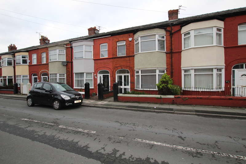 3 Bedrooms Terraced House for sale in Milton Road, Liverpool, L22