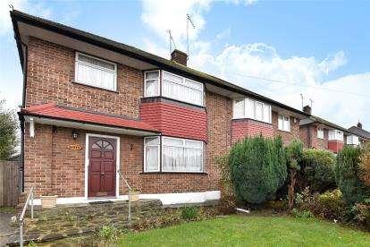 3 Bedrooms Semi Detached House for sale in Edgebury, Chislehurst