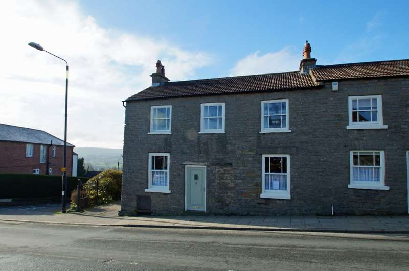 2 Bedrooms Terraced House for rent in Strawberry Cottage, Railway Street, Leyburn, DL8 5AY