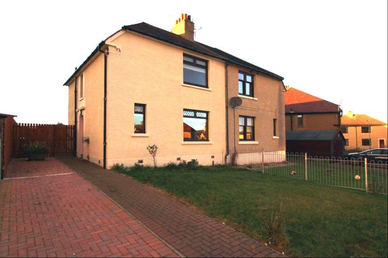3 Bedrooms Semi Detached House for sale in Avon Road, Whitecross, Linlithgow, EH49