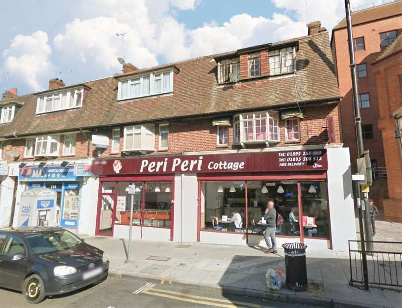 2 Bedrooms Flat for rent in High Street, Uxbridge, UB8