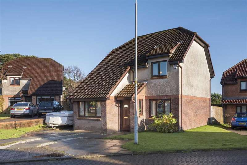 4 Bedrooms Detached House for sale in Teme Place, Mossneuk, EAST KILBRIDE
