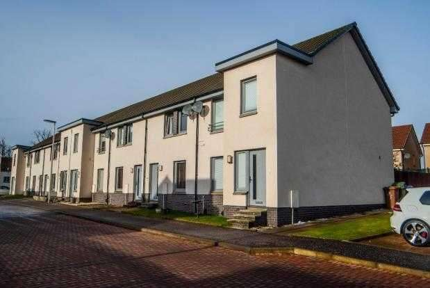 2 Bedrooms Terraced House for rent in Crookston Court, Larbert