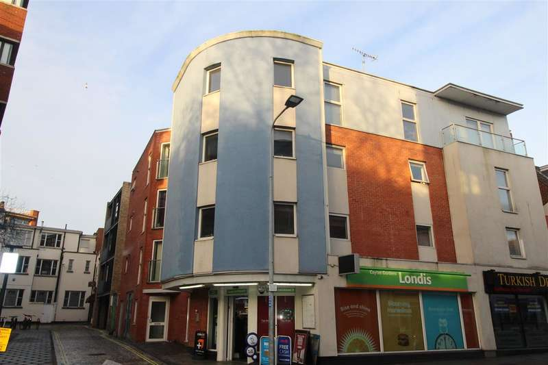 2 Bedrooms Apartment Flat for sale in Coytes Garden, Ipswich