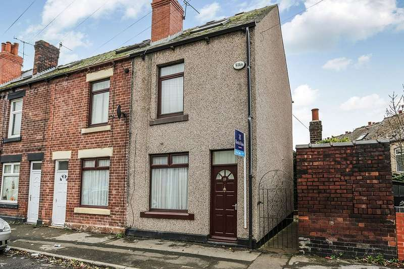 3 Bedrooms Terraced House for sale in Robinson Road, SHEFFIELD, S2