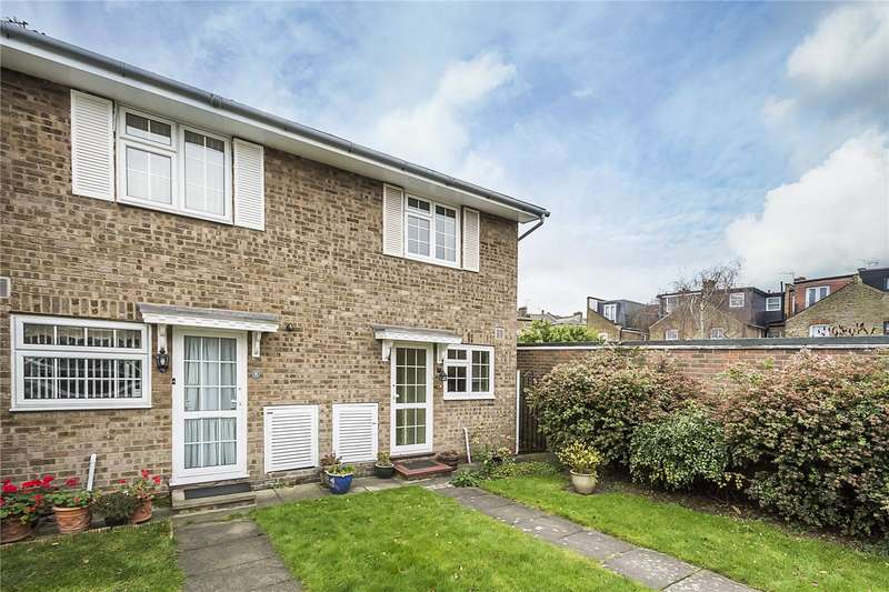 2 Bedrooms Mews House for sale in Tudor Gardens, Twickenham, TW1
