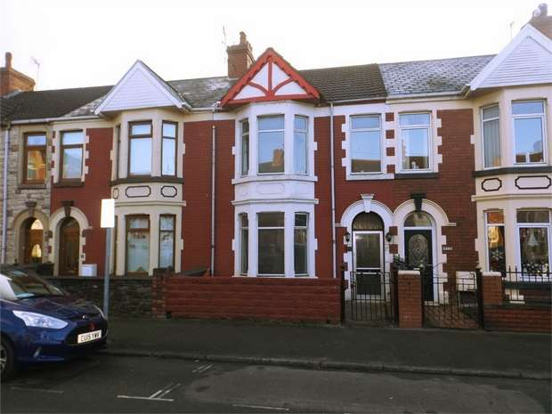 3 Bedrooms Terraced House for sale in Victoria Road, Port Talbot, West Glamorgan