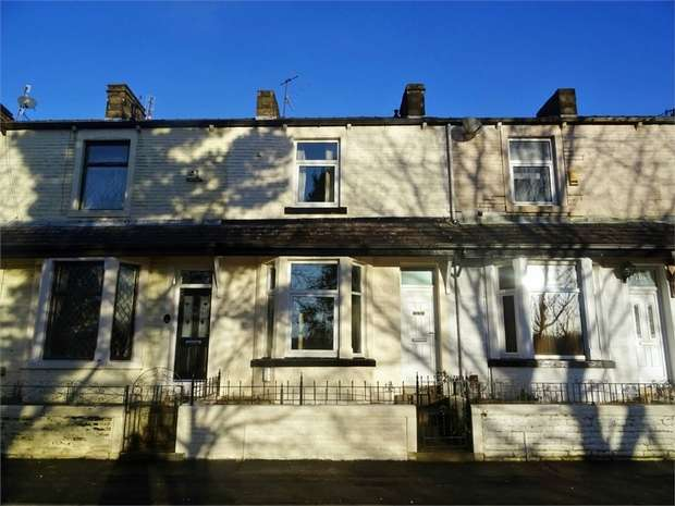 2 Bedrooms Terraced House for sale in Browhead Road, Burnley, Lancashire