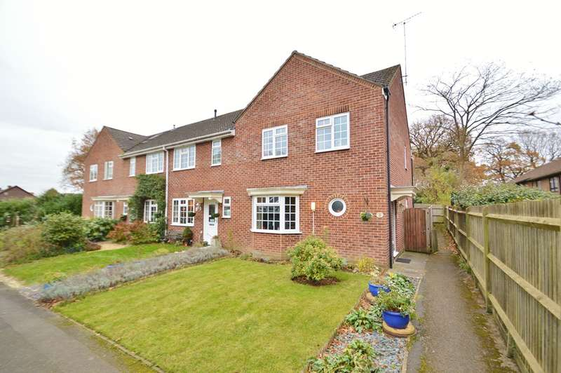 3 Bedrooms House for sale in Locks Heath