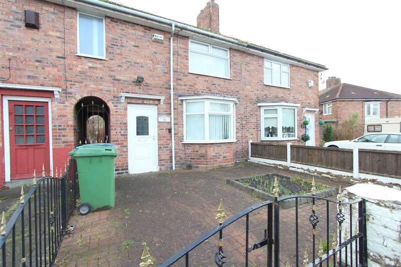 2 Bedrooms Terraced House for sale in Cherry Lane, Clubmoor, Liverpool