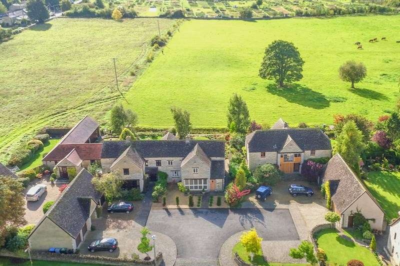 4 Bedrooms Barn Conversion Character Property for sale in Plum Lane, Shipton-under-Wychwood, Chipping Norton