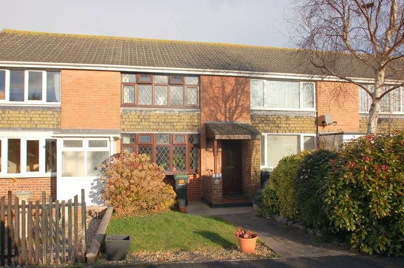 2 Bedrooms Terraced House for sale in Gale Moor Avenue, Gosport