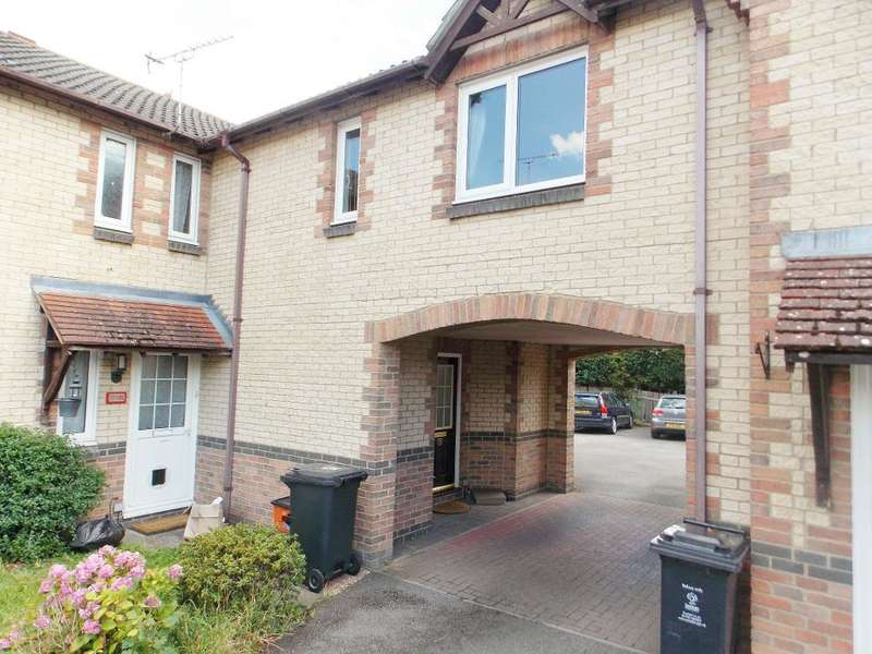 1 Bedroom End Of Terrace House for rent in Pritchard Close, Swindon, Wiltshire, SN2 7TZ