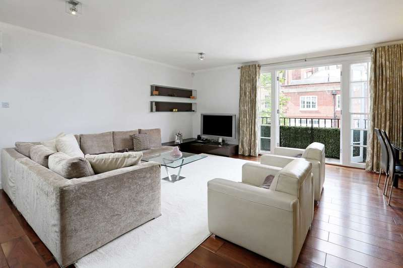 2 Bedrooms Apartment Flat for sale in Reeves Mews, Mayfair W1