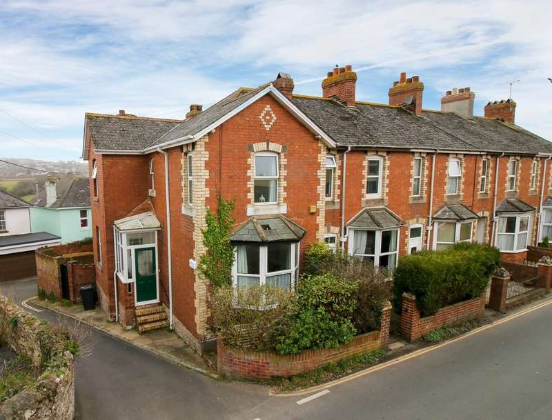 3 Bedrooms End Of Terrace House for sale in Fore Street, Kingskerswell