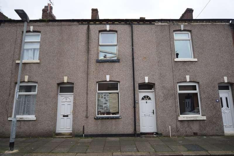 2 Bedrooms Terraced House for sale in Melbourne Street, Barrow-in-Furness, Cumbria, LA14 5TT