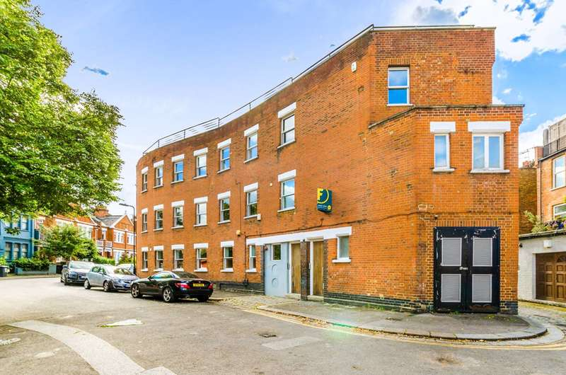 2 Bedrooms Flat for sale in Felix Avenue, Crouch End, N8