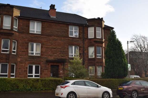 2 Bedrooms Flat for sale in 227 Victoria Road, Flat 2/1, Glasgow, G42
