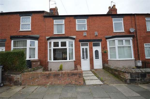 2 Bedrooms Terraced House for sale in Oakleigh Grove, Bebington, Merseyside